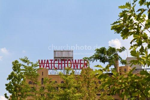 Headquarters Jehovas Witnesses