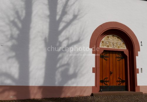 Wallfahrtskirchentür