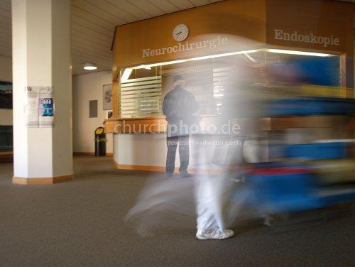 White Magic in hospital