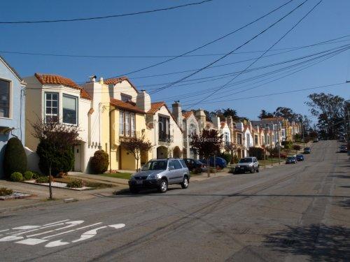 Living in SF