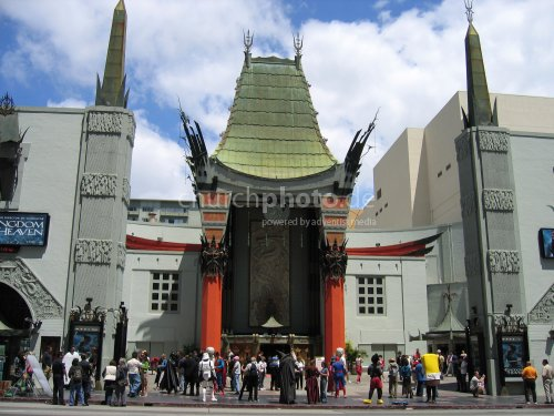 China Theater - Hollywood
