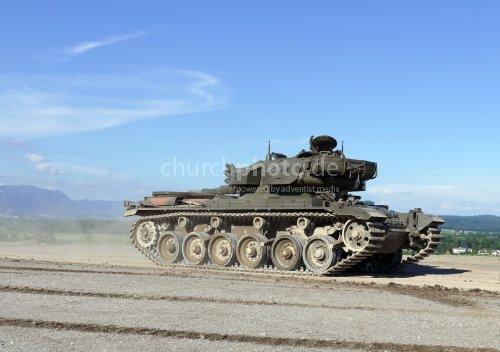 Centurion-Panzer