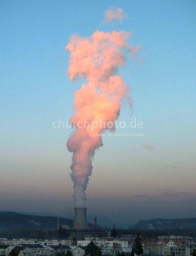 Atomkraftwerk, atomic power plant