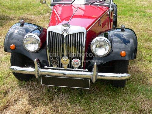 Oldtimer - classic car