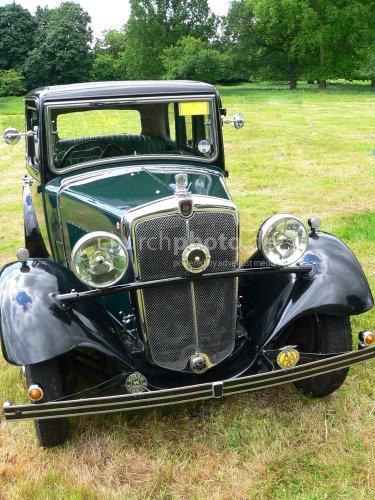 Oldtimer - classic car 2