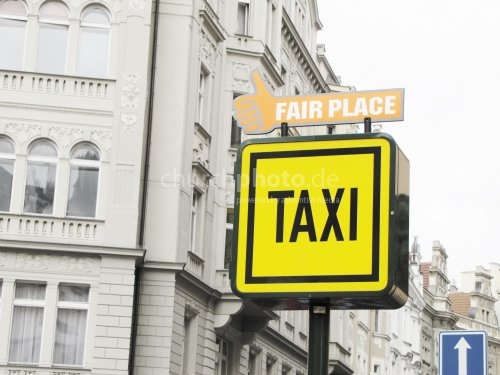 Taxi place