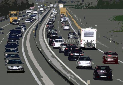 Autobahn, Expressway
