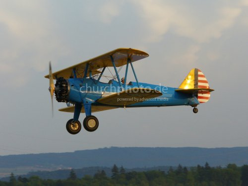 Flug-Oldie