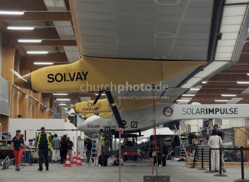 Swiss Solar Impulse