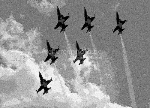 Kunstflug, aerobatics