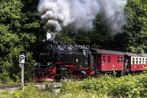 Eisenbahn - ein Erlebnis