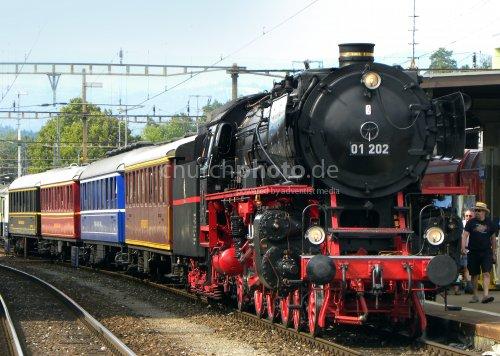 Alte Eisenbahn, old train