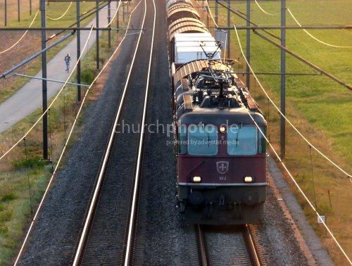 Eisenbahn, Railway