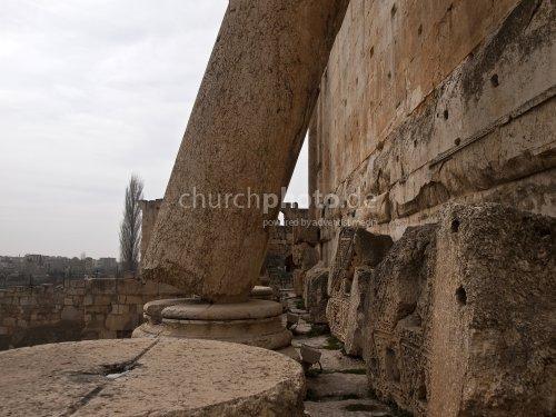 Roman Bacchus temple, Baalbek