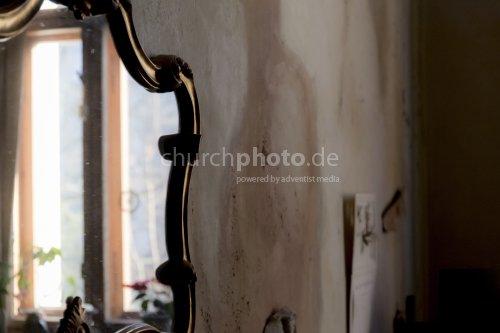 Fenster im Spiegel