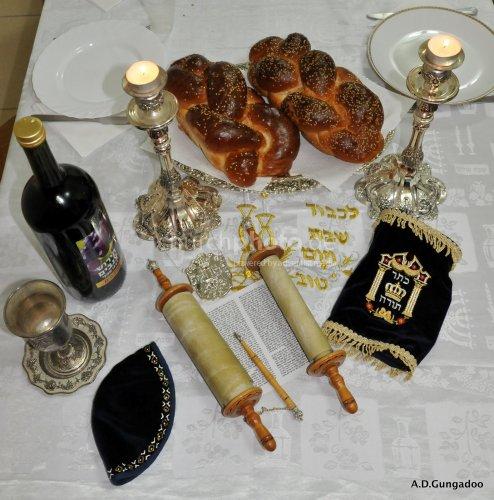 Starting Sabbath the Jewish way