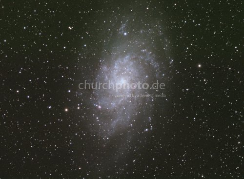 Messier 33 - Triangulum Galaxy