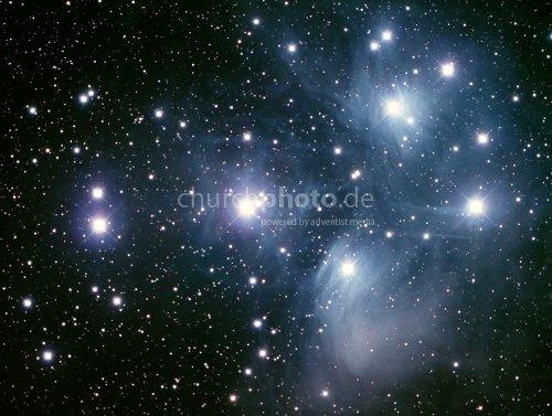 Siebengestirn - Plejaden - M45