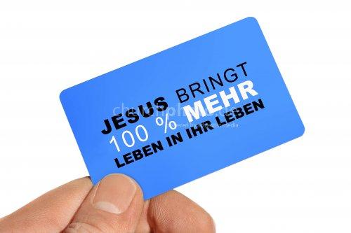 100 % Mehr