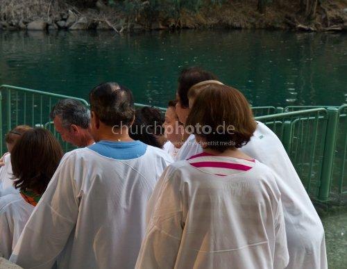 Baptismal site - Jordan