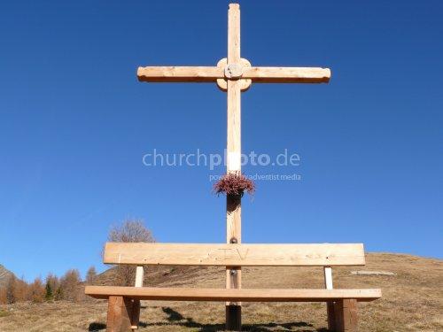 Kreuz auf dem Gitschberg 2007