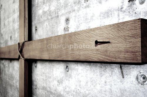 Kreuz und Nagel