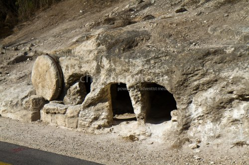 Tomb from the time of Jesus