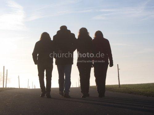 Gemeinsam unterwegs