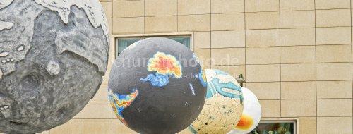 Kunst Globen