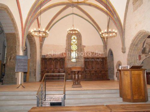 Saint-Gervais Church