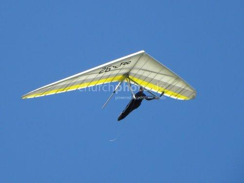 Deltasegler, delta gliding
