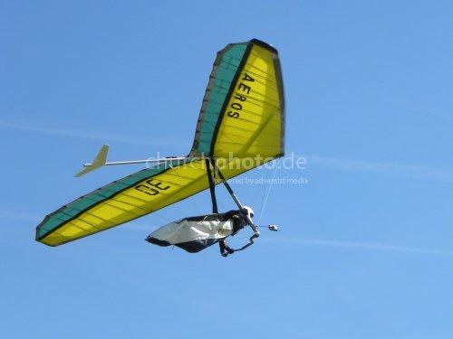 Deltasegler, delta glider