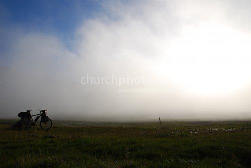Mit dem Mountainbike durch Island