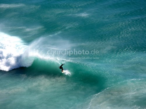 CRESTING THE WAVE