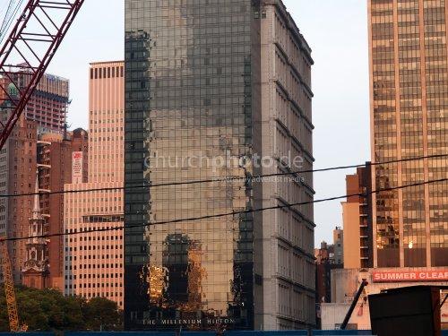 View to Ground Zero