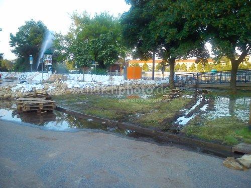 Flutkatastrophe 2013 Magdeburg
