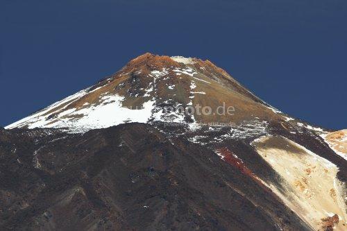 Vulkan Teide