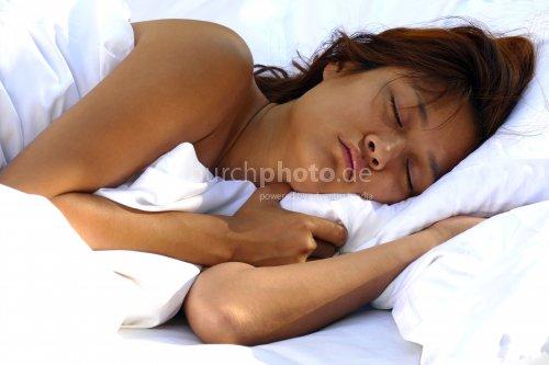 Ruhiger Schlaf