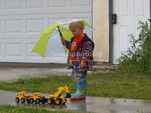 Rainy business