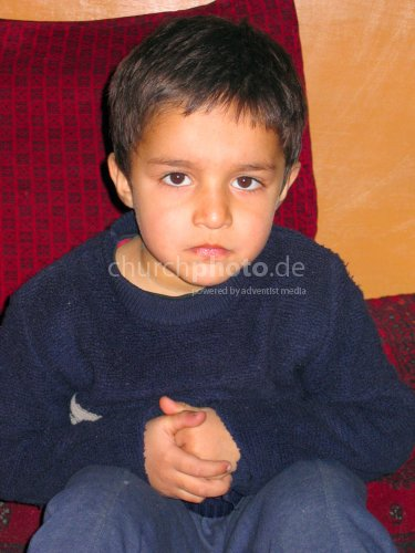 Child in Afghanistan