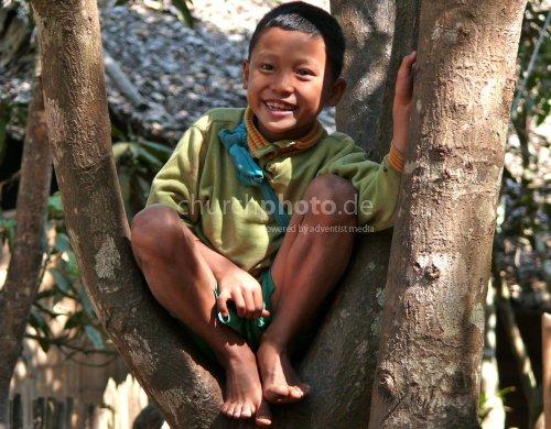 Thai-Junge