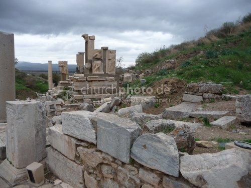 Ephesus - Memmius-Monument