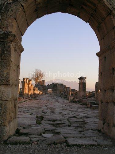 Griechische Straße