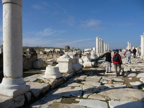 Laodicea Prachtstrasse