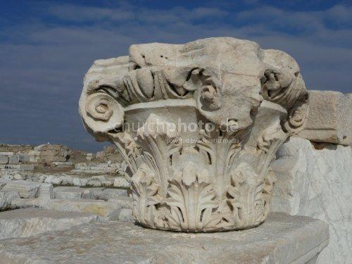 Laodicea, Korinthisches Kapitell