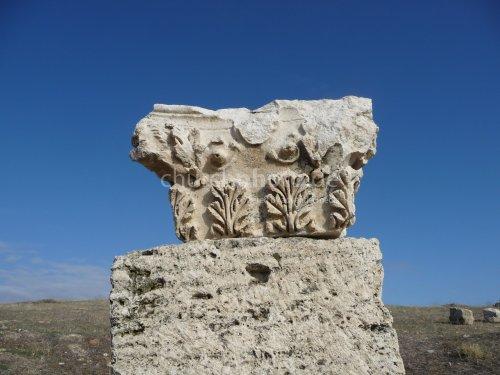 Laodicea, Korinthisches Kapitell_a