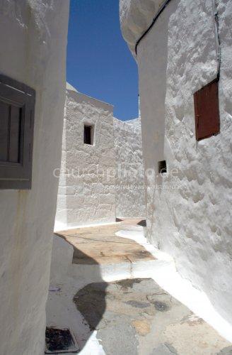 Gassen von Patmos