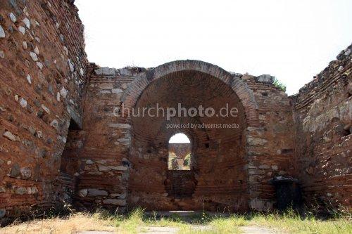 Arch in Sardes