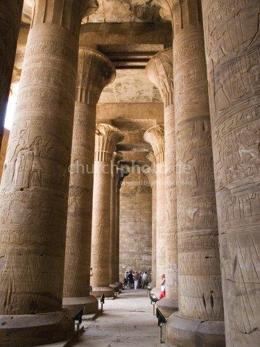 Horus temple Edfu