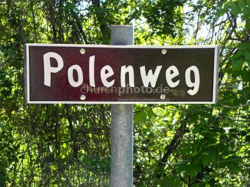 Strasse Polenweg